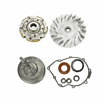 Wet Clutch Housing Drum Primary Sheave fits 2002-2008 Yamaha Grizzly YFM 660  E1