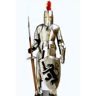 Medieval Knight Full Body Suit of Armour