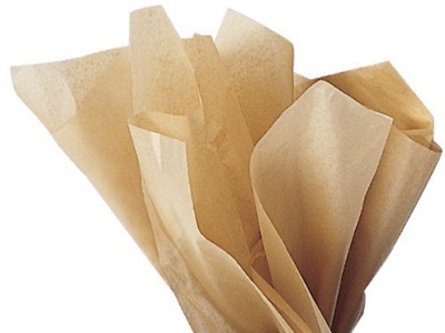 100 Sheets Acid-Free Tissue Paper  15 Inch x 20 Inch Ph Neutral