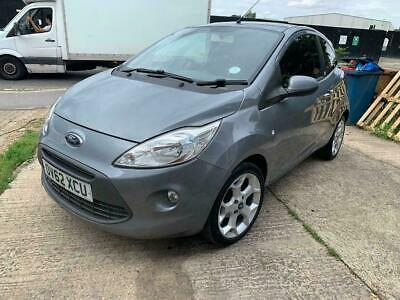 2012 Ford KA RARE METAL 1.2 with MOT and TAX