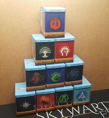 ULTRA PRO Alcove Flip Deck Case - Magic the Gathering Guilds of Ravnica