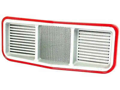 Upper Front Grille Fits International 384 484 584 684 784 884 Tractors.