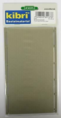 Kibri Kit 34148 NEW HO TINROOF SHEET