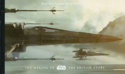Gb 2015 ''The Making Of Star Wars'' Prestige Booklet Dy15.