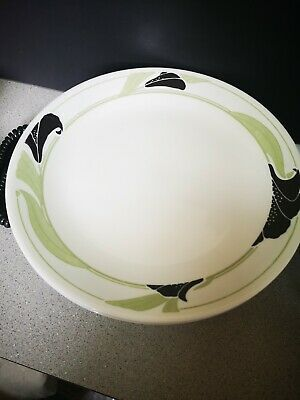 Corelle plates six all different patterns VGC