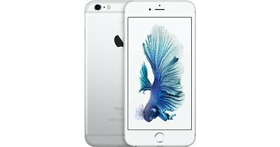 Apple iPhone 6s Plus 128GB GSM Unlocked - Silver Smartphone A1634 12MP 128 LTE