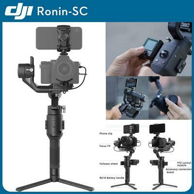 DJI Ronin-SC 3-axis Handheld Gimbal Stabilizer Payload 2.0kg For SLR Camera SP