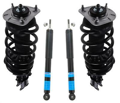 2x Quick Install Complete Struts Coil Assembly Front for 2005-11 Mercury Mariner