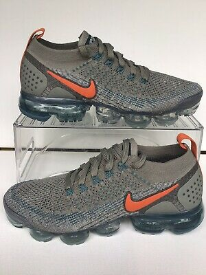 Nike Air Vapormax Flyknit 2 Dark Stucco/Light Silver Mns.7=Wmns.8.5 (942842-011)