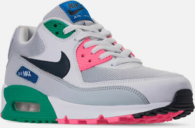 incredible prices incredible prices really cheap AMPUTEE RIGHT SHOE Nike Air Max 90 Essential White / Blue Sz ...