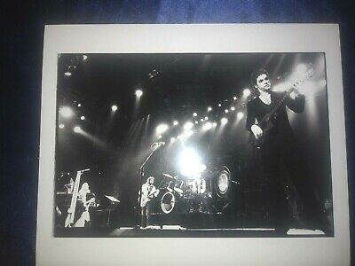 STEVIE NICKS & FLEETWOOD MAC Concert Photo Original Stamped Simon Fowler LFI