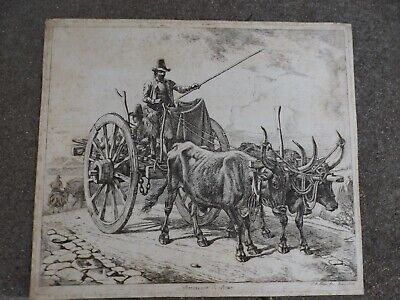 Ancienne Gravure