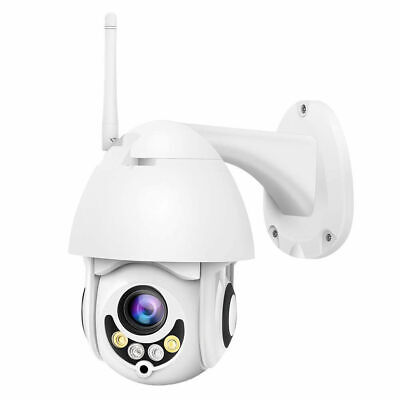 5X Zoom 1080P Wireless IP Camera Waterproof Outdoor WiFi PTZ Home Night Vision
