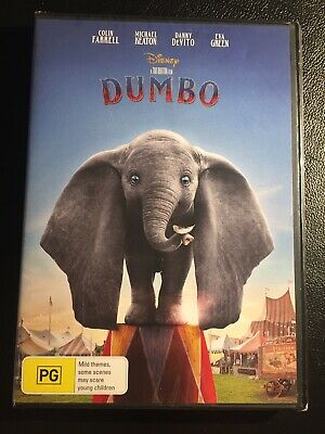 Dumbo ( DVD 2019) NEW RELEASE BRAND NEW AND SEALED