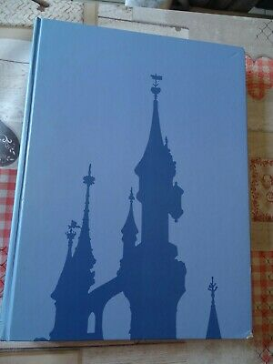 Livre Disneyland Paris De L Esquisse A La Creation Livre