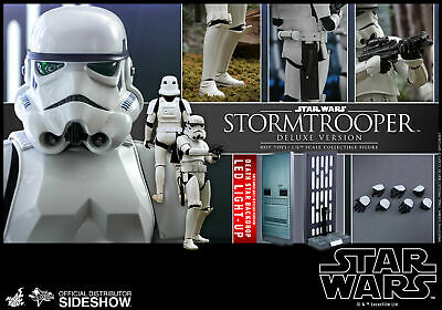 Hot Toys 1//6 MMS514 MMS515 Stormtrooper Chest Armor Star Wars Return of the Jedi