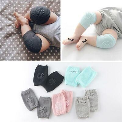 Baby Cushion Crawling Knee Pad Infant Toddler Safety Elbow Soft Cotton Protecter