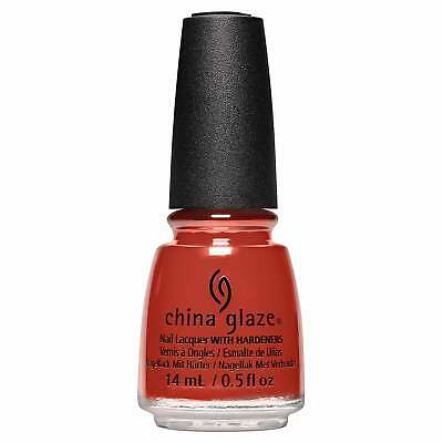 China Glaze Gone West 2019 Nail Polish Collection - Campfired Up! 14ml