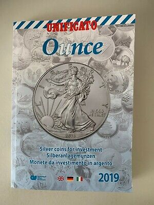 UNIFICATO - Catalogo once in argento 2019 nuovo