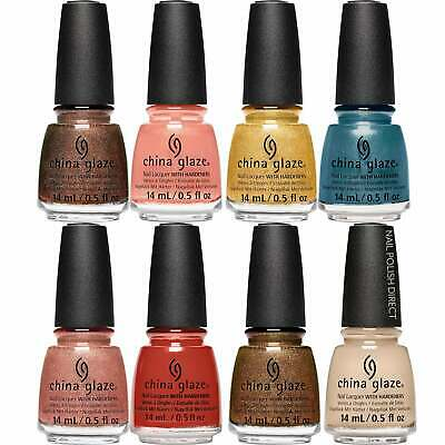 China Glaze Gone West 2019 Nail Polish Collection - Complete Set (8 x 14ml)