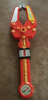 Bandai, 2008 Power Rangers Operation Overdrive Drive Lance Claw Weapon