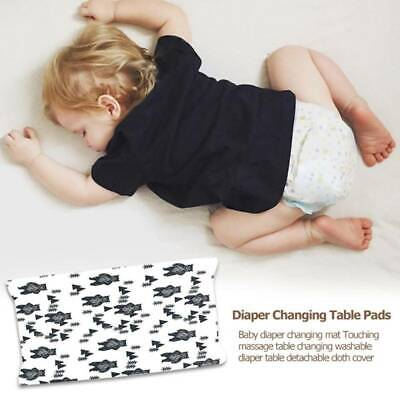 Baby Infant Changing Table Pad Cover Contoured Diaper Change Nappy Changing Tool