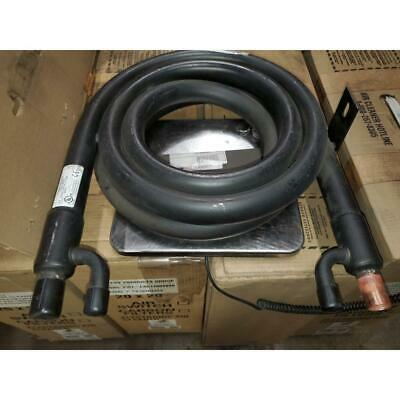 Packless Ind. Coax-1472-S-13-182 Multirefrigerant Spiral Condenser Coaxial Coil