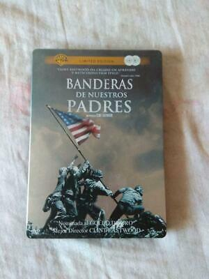 Flags of our fathers steelbook DVD. 2 discs. // Read description