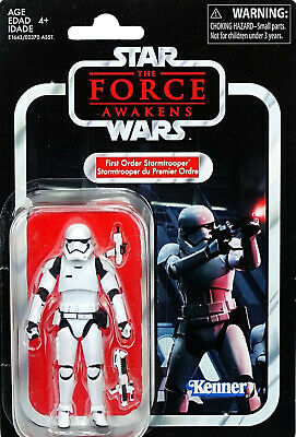 """First Order Stormtrooper """"Tfa"""" Vc118 Star Wars The Vintage Collection Hasbro"""