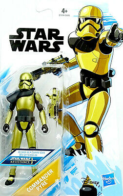 Commander Pyre Star Wars Animated Series Resistance Collection 2019 Von Hasbro