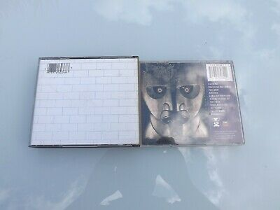 Pink Floyd - The Wall - 2xCD + The Division Bell cd