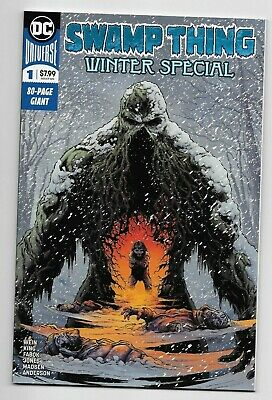 Swamp Thing Winter Special #1 (2018) NM- DC Comics 1st Print Tom King
