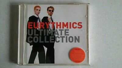Eurythmics-Ultimate Collection CD