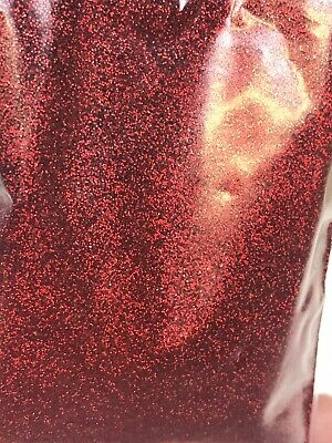 Candy Red Holographic Metal Flake 50g Auto Glitter Paint Resin Additive 10A