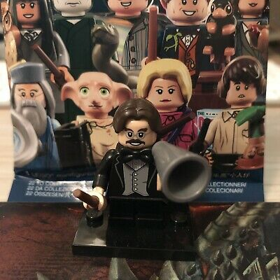 Lego ® Minifigure Figurine Harry Potter - Collector - 71022 - NEUF P. Flitwick