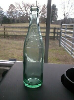 Antique/ Vintage Royal Crown RC Cola Bottle Embossed 12fl.oz Poss.1930s? LCW