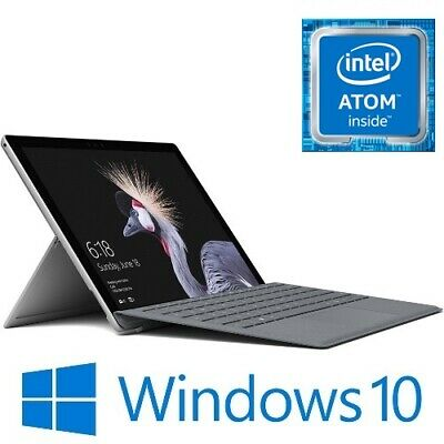 "Microsoft Surface 3 Atom x7-Z8700 4G 128G SSD WiFi 10.8"" FHD Touch Win 10 Pro"