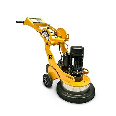 Concrete Floor Grinder & Polisher - 480mm Planetary