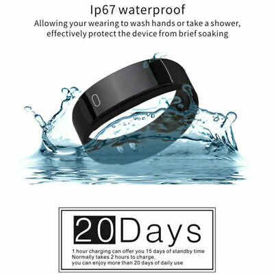 Fitness Pressure Monitor Sports Bracelet Blood Smart Heart Watch Rate 2019 Stock
