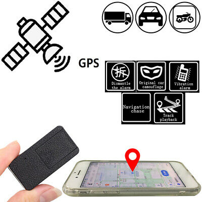 GSM Mini SPY GPS Tracker Real Time Tracking Locator Device For Car Motorcycle ZB