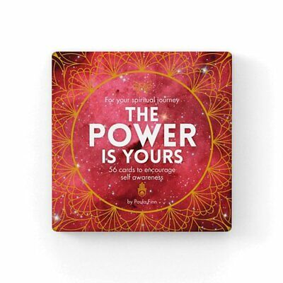 The Power is Yours - Affirmation Insight Card Set, APHDMP