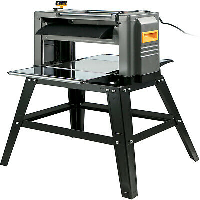 HEAVY-DUTY METAL PORTABLE Mobile Black Thickness Planer