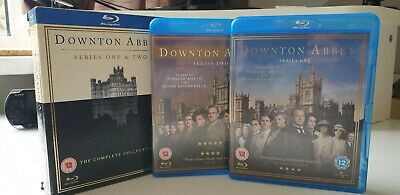 Downton Abbey Complete Collection Blu Ray TV Series