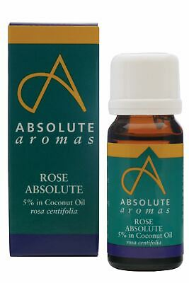Absolute Aromas Rose Absolute 5% Oil - 10ml
