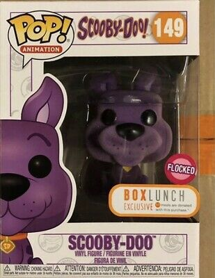 Funko Pop! Animation #149 PINK FLOCKED SCOOBY DOO EXCLUSIVE Pre Order!