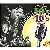 Hits Of The 30s & And 40's - Various Artists (NEW CD) Free P&P