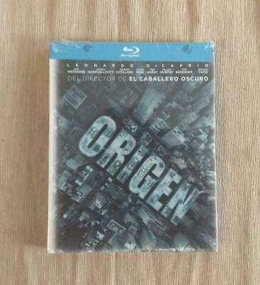 Inception blu ray digibook New and sealed  // Read description