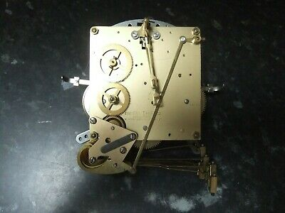 Vintage Smiths Chiming Clock Movement, Spares, Repair, Steampunk