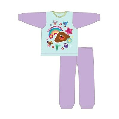 REDUCED Toddler Girls Hey Duggee Pyjamas Pjs 4- 5 Years