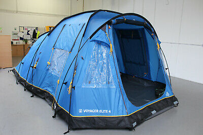Hi Gear Voyager 4 Elite, 4 Berth Tent ++ RRP £350.00 ++ 391